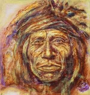 19-Zuni-Indian-2-Embellished-Giclee