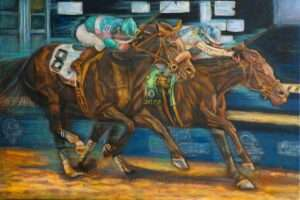 31-Two-Horses-Number-8-Private-Collection