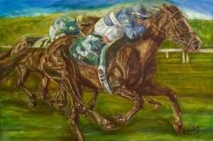 10-One-Horse-No.-5-Acrylics