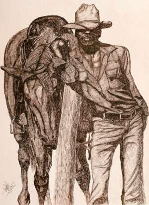 5-Black-Cowboy-Giclee